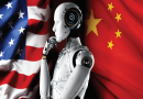 China and the U. S. Face-Off on the AI Battlefield